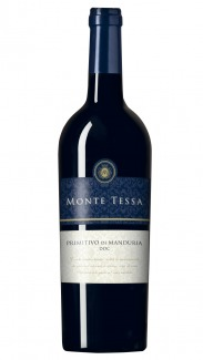 Monte Tessa Primitivo MANDURIA DOC
